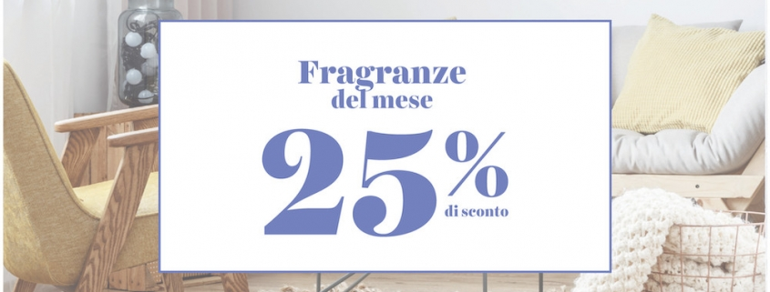 Yankee Candle FOM del mese